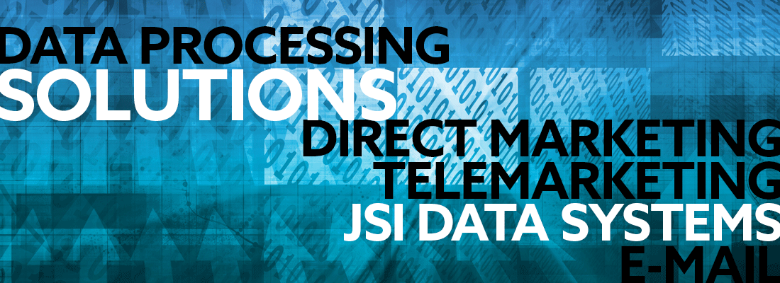 Direct Marketing Services & Direct Mail Data Processing Slider